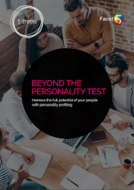 Beyond the personality test eBook cover