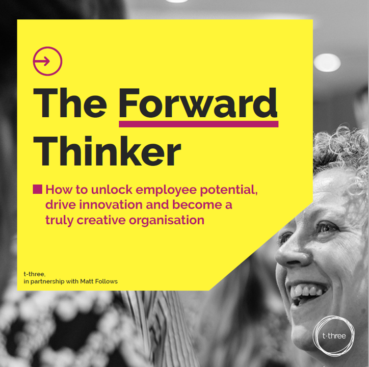Forward Thinker front cover